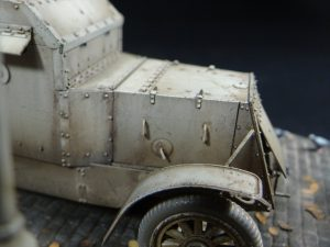 39007 AUSTIN ARMOURED CAR 3rd SERIES: CZECHOSLOVAK, RUSSIAN, SOVIET SERVICE. INTERIOR KIT + Sergey Kovalev