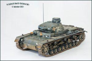35169 Pz.Kpfw.III Ausf.D + Sergey
