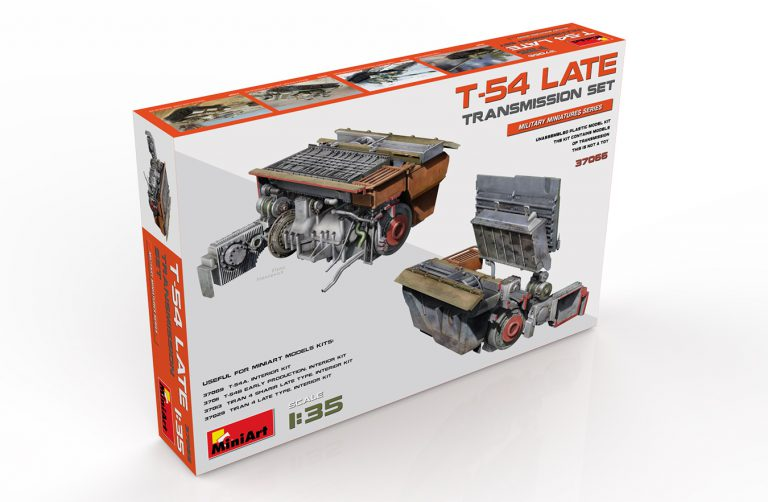 37066 T-54 LATE TRANSMISSION SET