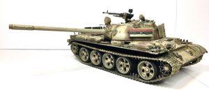 37074 T-55 CZECHOSLOVAK PRODUCTION by Ilia Utkin