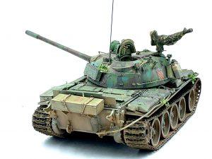 37088 CROATIAN T-55A + Peter Robinson