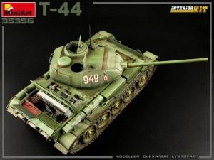 35356 T-44 INTERIOR KIT + Olexandr Lystopad