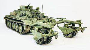 37034 BMR-1 EARLY MOD. WITH KMT-5M by Ilia Utkin