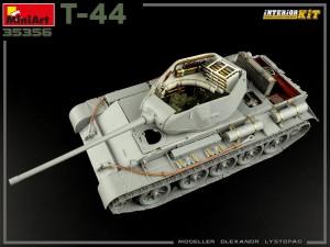 Build up 35356 T-44 INTERIOR KIT