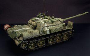 37042 SU-122-54 LATE TYPE + Dmitry Burov
