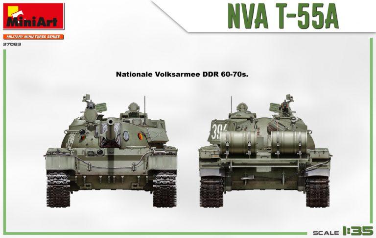 37083 NVA T-55A