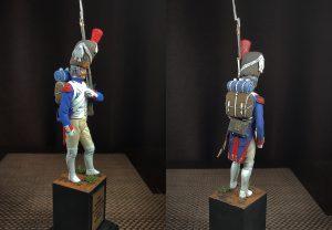 16017 IMPERIAL GUARD FRENCH GRENADIER. NAPOLEONIC WARS + Sergey Skashchuk