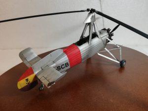41016 SPANISH CIERVA C.30A + Jose Manuel Moral Campillo