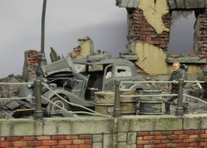 35203 Personenwagen TYP 170V SALOON 35585 ACCESSORIES FOR BUILDINGS Robbo Roberts
