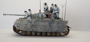 35344 Pz.Beob.Wg.IV Ausf. J LATE/LAST PROD. 2 IN 1 W/CREW Grzegorz Tomaszewski My world of scale models