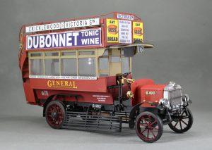 38031 B-TYPE LONDON OMNIBUS 1919 + Sergey