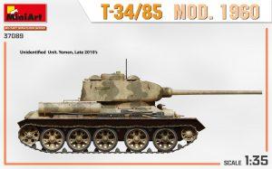 Side views 37089 T-34/85 MOD. 1960