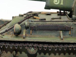 35262 SU-76M w/Crew SPECIAL EDITION + Andrey Polozov