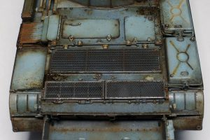 37055 SLA HEAVY APC-54. INTERIOR KIT +
