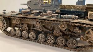 35213 Pz.Kpfw.III Ausf. D/B + Dom Dom