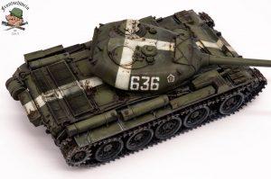 37014 T-54-1 SOVIET MEDIUM TANK Mod. 1947 Nikita Stepanov