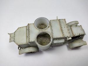 39007 AUSTIN ARMOURED CAR 3rd SERIES: CZECHOSLOVAK, RUSSIAN, SOVIET SERVICE. INTERIOR KIT + Aleš Hejtman