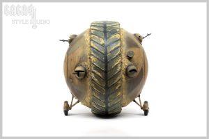 40006 Kugelpanzer 41( r ). INTERIOR KIT Sergey Kulishov