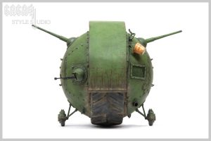 40006 Kugelpanzer 41( r ). INTERIOR KIT + Sergey Kulishov