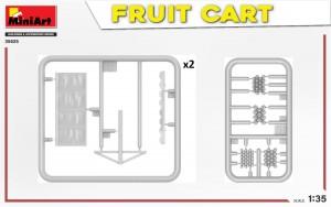 Content box 35625 FRUIT CART