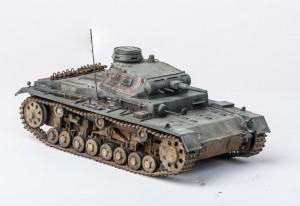 35166 Pz.Kpfw.III Ausf.С + Cod T