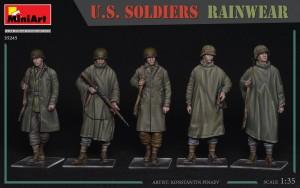 New Photos of Kit: 35245 U.S. SOLDIERS RAINWEAR